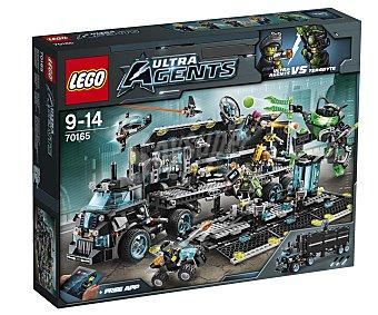 LEGO Juego de Construcciones Cuartel General de los Superagentes, Modelo 70165 1 Unidad