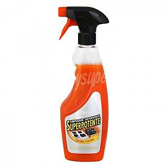 Carrefour Limpiador de cocinas ultrapotente 750 ml 750 ml