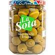 Aceitunas manzanilla frasco 250 g neto escurrido Frasco 250 g neto escurrido La Sota