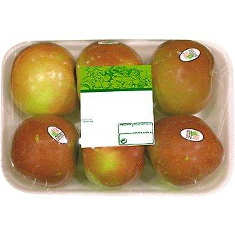 Manzana royal gala peso aproximado Bandeja 1 kg