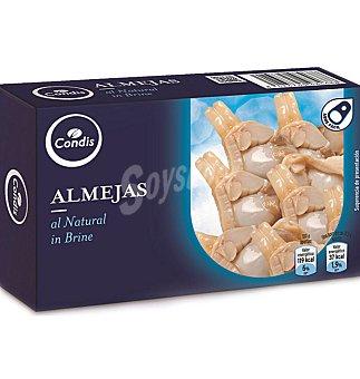 Condis Almejas al natural 63 G