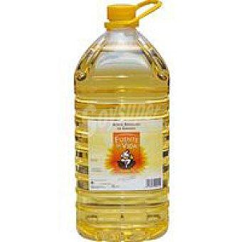 VEGOSOL Aceite de girasol Garrafa 5 litros