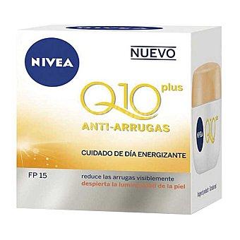 Nivea Crema facial antiarrugas de día Q10 Tarro 50 ml