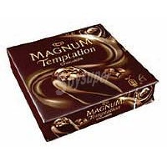 Frigo Magnum Magnum Temptation de chocolate Pack 3x80 ml