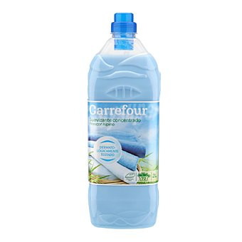Carrefour Suavizante concentrado azul 72 lavados
