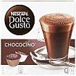 Chococino 8 cápsulas chocolate + 8 leche Dolce Gusto Nescafé