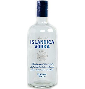 Vodka islandica 70 CL