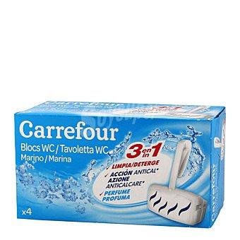 Carrefour Colgador WC Aroma Marino 4 ud