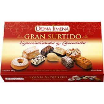 Doña Jinema Gran surtido de mantecados Caja 1,5 kg