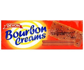 DEVON Galleta Rellena Bourbon Cream 150g