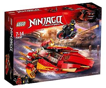 LEGO Ninjago Juego de construcciones con 257 piezas Catana V11, Ninjago 70638 lego