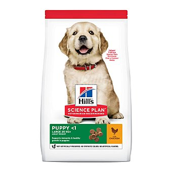 Hill's Hill's Puppy Large Breed pollo 14,5 kg
