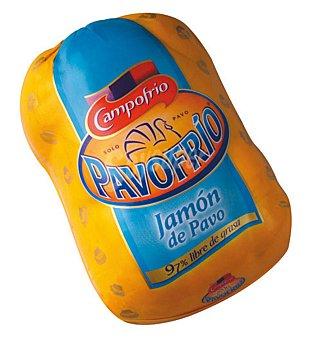 Campofrío Jamon cocido pavo B.D. pavofrio. Al peso 1 kg