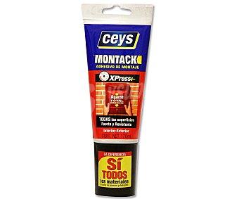 Ceys Adhesivo de Montaje con Fijación Express. 170 Mililitros 1 Unidad