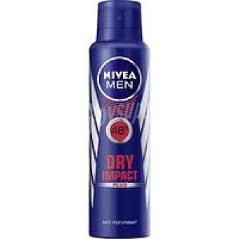 Nivea For Men Desodorante para hombre spray 250 ml