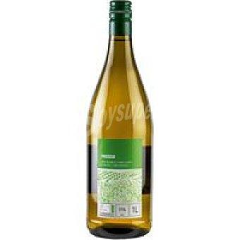 Eroski Vino Blanco de mesa Botella 1 litro