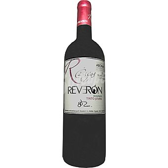PAGOS REVERON Vino tinto joven ecologico D.O. Abona botella 75 cl Botella 75 cl