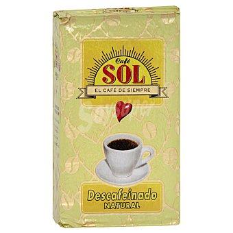 Tirma Café molido natural descafeinado Paquete 250 g