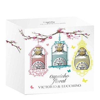 Victorio & Lucchino Estuche colonia Capricho Floral spray 1 ud