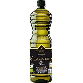 Olivar de Segura aceite de oliva virgen extra ecológico  botella 1 l