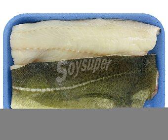 Bacalao con piel (filete) 400 gramos aproximados