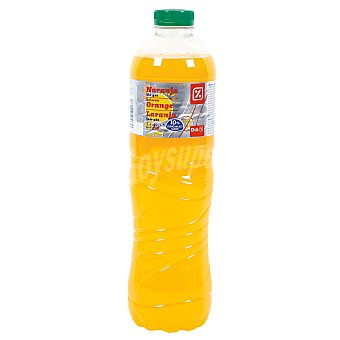 DIA Refresco sin gas light naranja Botella 1.5 lt