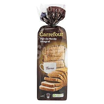 Carrefour Pan de molde integral con corteza 475 g