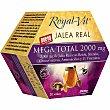 jalea real con vitaminas 20 viales  envase 200 g ROYAL-VIT
