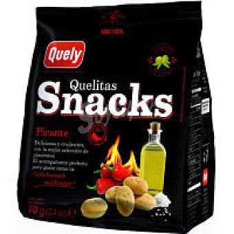 Quely Snack picante Bolsa 70 g