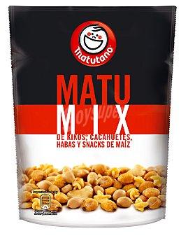 Matutano Surtido de productos de aperitivo (kikos, cacahuetes, habas y snacks de maíz) 130 gramos