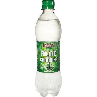 ALOVERIA Bebida sabor original con Aloe Vera de Canarias botella 50 cl 50 cl