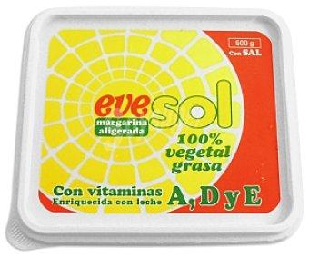 Evesol Margarina con Sal 500 Gramos