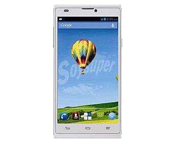 ZTE BLADE L2 BLANCO Smartphone libre ZTE blade L2 Blanco, procesador: Quad Core 1.3GHz, Ram: 1Gb, almacenamiento: 4Gb ampliable mediante tarjetas microsd, pantalla: 5.0'', cámara: 8 mpx, wifi, Smartphone libre