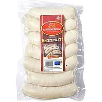 Campohermoso Salchicha Bratwurst Sobre 360 g