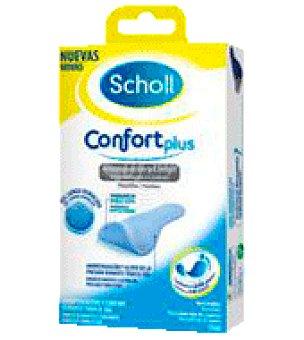 Scholl Plantilla absorvente 1 ud