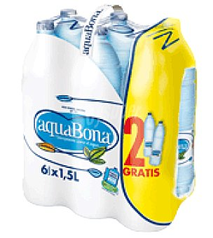Aquabona Agua pack de 6x1,5 cl