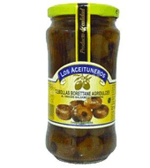 Los Aceituneros Cebollita en vinagre de modena 180 g