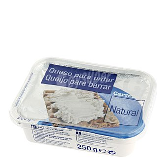 Carrefour Queso para untar natural 200 g