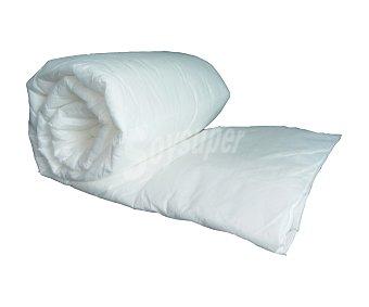 PRODUCTO ECONÓMICO ALCAMPO Relleno nórdico acrílico color blanco, 90 centímetros 1 Unidad