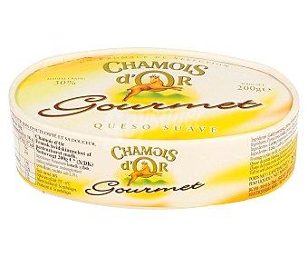 Chamois d´Or Queso suave de pasta blanda, elaborado con leche pasteurizada 200 gramos