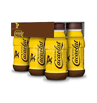 Cacaolat Cacaolat Batido de Chocolate Botella 200 ml (pack 6x200ml) 1200 ml