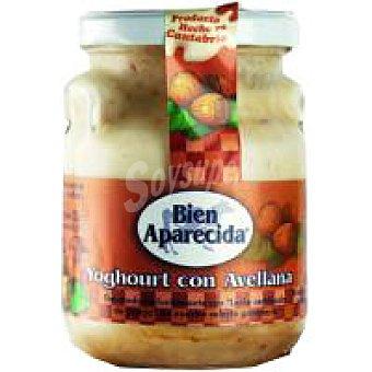 Bien Aparecida Yogur con avellanas Tarro 250 g