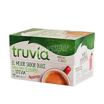 Truvía Endulzante 0 calorías de la hoja de Stevia 40 sobres Caja 60 g