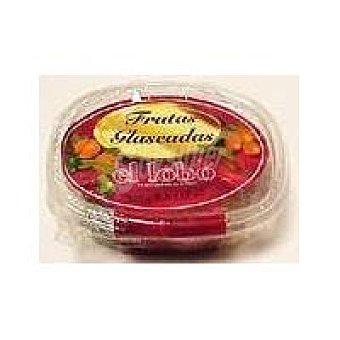 El Lobo Frutas Glaseadas Caja 250g