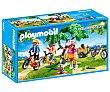 Escenario de juego Paseo en bicicleta de montaña, incluye 3 figuras, Summer Fun 6890 PLAYMOBIL.  PLAYMOBIL Summer Fun 6890