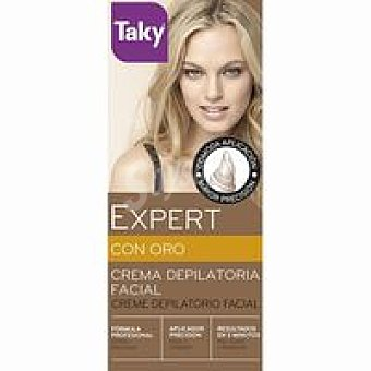 Taky Crema depilatoria facial Tubo 20 ml