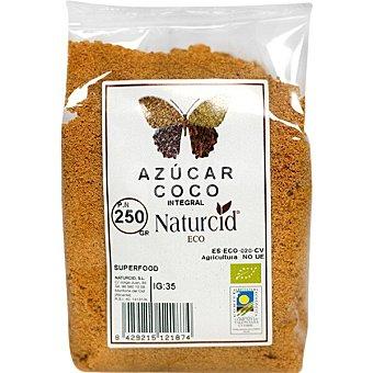 Naturcid azúcar de coco integral ecológica envase 250 g