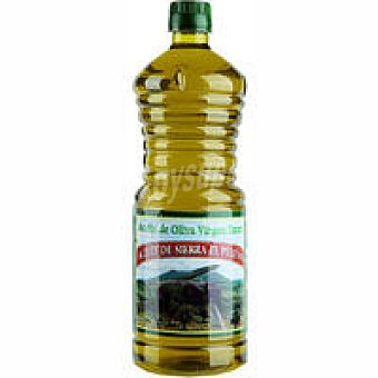 Peleño Aceite de oliva virgen extra Botella 1 litro
