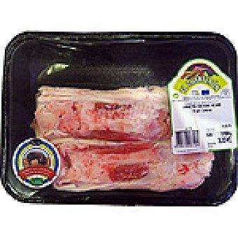 EL CUARTERON Manitas de cochino negro peso aproximado Bandeja 450 g