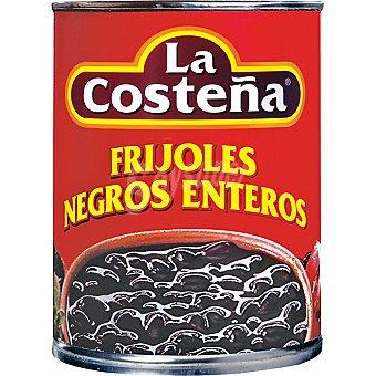 La Costeña Frijoles negros enteros Lata 560 g